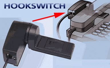 Ellipse Hookswitch